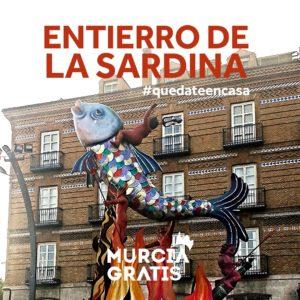 Entierro de la Sardina 2020