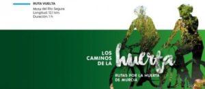Rutas por la huerta de Murcia