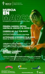 Murcia En Marcha AECC