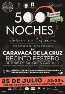 500 Noches Caravaca de la Cruz