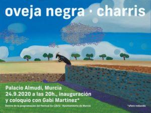 Ángel Mateo Charris en Murcia